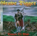 GRAVE DIGGER - TUNES OF WAR (CD REMASTERED)