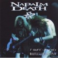 NAPALM DEATH - BOOTLEGGED IN JAPAN (CD)