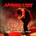 ANNIHILATOR - LIVE AT MASTERS OF ROCK (CD)