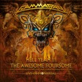 GAMMA RAY - HELL YEAH! THE AWESOME FOURSOME (2CD)