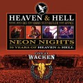 HEAVEN AND HELL - NEON NIGHTS LIVE AT WACKEN (CD)