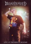 DECAPITATED - LIVE AT THE RESCUE ROOMS (DVD)
