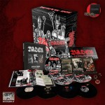 VADER - LIVE IN NECRO REICH (SPECIAL BOX 4LPs +4CDs +DVD +3TAPEs LIMIT 400 COPIES)
