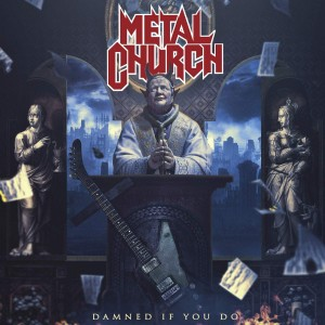 METAL CHURCH - DAMNED IF YOU DO (CD)