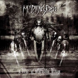 MY DYING BRIDE - A LINE OF DEATHLESS KINGS (2LP GATEFOLD)