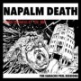 NAPALM DEATH - GRIND MADNESS AT THE BBC: THE EARACHE PEEL SESSIONS (LP LIMIT 500 COPIES)