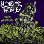 MUNICIPAL WASTE - MASSIVE AGGRESSIVE (LP GATEFOLD)