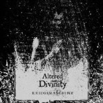 KRIEGSMASCHINE - ALTERED STATE OF DIVINITY (CD)