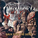 OBITUARY - BACK FROM THE DEAD (CD DIGIPACK)