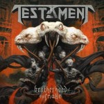 TESTAMENT - BROTHERHOOD OF THE SNAKE (2LP GATEFOLD)