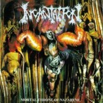 INCANTATION - MORTAL THRONE OF NAZARENE (CD)