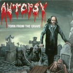 AUTOPSY - TORN FROM THE GRAVE (CD)