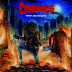 DARKNESS - FIRST CLASS VIOLENCE (LP)