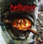 DESTRUCTION - DAY OF RECKONING (CD)