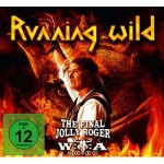 RUNNING WILD - THE FINAL JOLLY ROGER: WACKEN 2009 (2CD+DVD DIGIPACK)