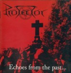 PROTECTOR - ECHOES FROM THE PAST (CD)