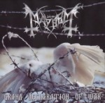 MAYHEM - GRAND DECLARATION OF WAR (2CD DIGIPACK)