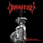 DAMNATION - REBORN (CD LIMIT 500 COPIES)