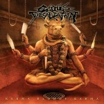 CATTLE DECAPITATION - KARMA BLOODY KARMA (CD)