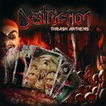 DESTRUCTION - THRASH ANTHEMS (CD DIGIPACK)