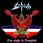 SODOM - ONE NIGHT IN BANGKOK (CD)