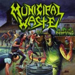 MUNICIPAL WASTE - THE ART OF PARTYING (CD)