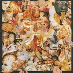 CARCASS - REEK OF PUTREFACTION (LP LIMIT 500 COPIES)