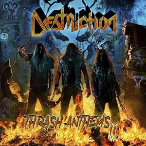 DESTRUCTION - THRASH ANTHEMS II (CD)