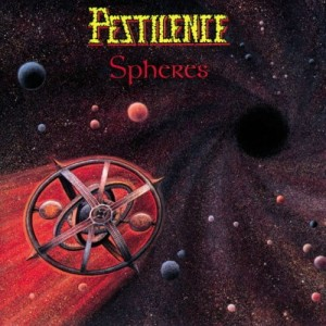 PESTILENCE - SPHERES (2CD)