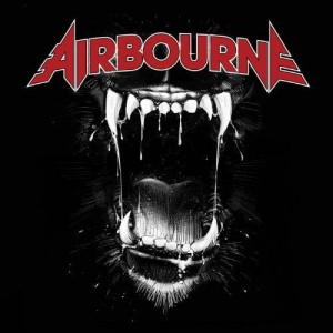 AIRBOURNE - BLACK DOG BARKING (LP GATEFOLD)