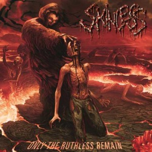 SKINLESS - ONLY THE RUTHLESS REMAIN (LP)