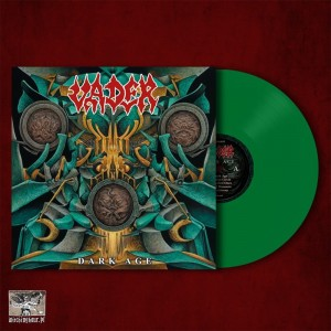 VADER - DARK AGE (LP GATEFOLD GREEN VINYL LIMIT 100 COPIES  + POSTER)