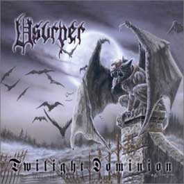 USURPER - TWILIGHT DOMINION (CD)