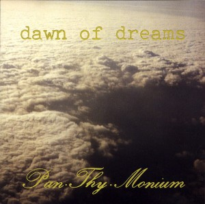 PAN-THY-MONIUM - DAWN OF DREAMS (CD)