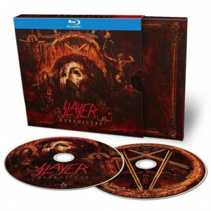 SLAYER - REPENTLESS (CD+BLU-RAY DIGIPACK)