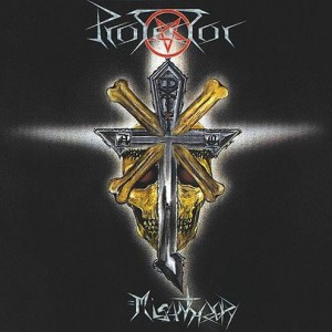 PROTECTOR - MISANTHROPY (CD)