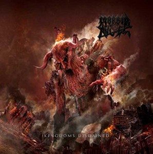 MORBID ANGEL - KINGDOMS DISDAINED (CD)