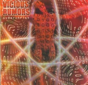 VICIOUS RUMORS - CYBERCHRIST (CD DIGIPACK, CUT-OUT)