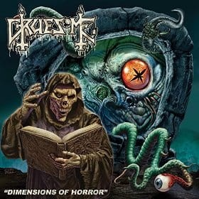 GRUESOME - DIMENSIONS OF HORROR (LP)