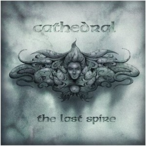 CATHEDRAL - THE LAST SPIRE (CD)