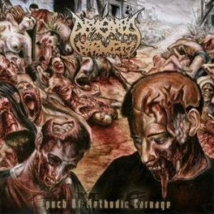 ABYSMAL TORMENT - EPOCH OF METHODIC CARNAGE (CD)
