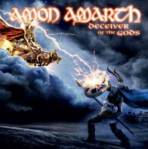 AMON AMARTH - DECEIVER OF THE GODS (LP 180g)