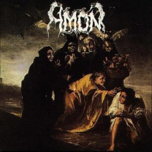 AMON - SHEMHAFORASH (LP BLACK VINYL, LIMIT 566 COPIES)
