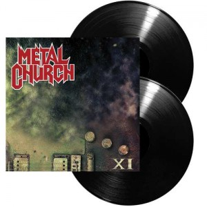 METAL CHURCH - XI (2LP)