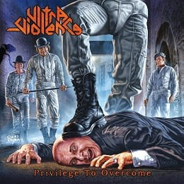 ULTRA-VIOLENCE - PRIVILEGE TO OVERCOME (CD)