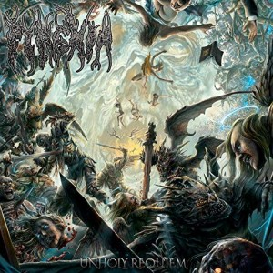 PYREXIA - UNHOLY REQUIEM (CD)