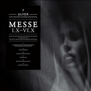 ULVER - MESSE I.X-VI.X (CD DIGIPACK SLIM)