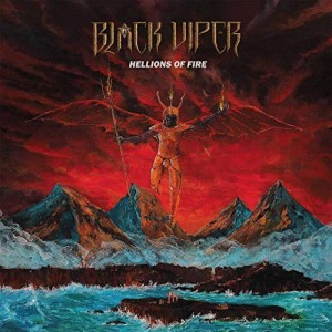BLACK VIPER - HELLIONS OF FIRE (CD)
