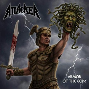 ATTACKER - ARMOR OF THE GODS (CD)