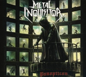 METAL INQUISITOR - PANOPTICON (CD) DIGIPACK)